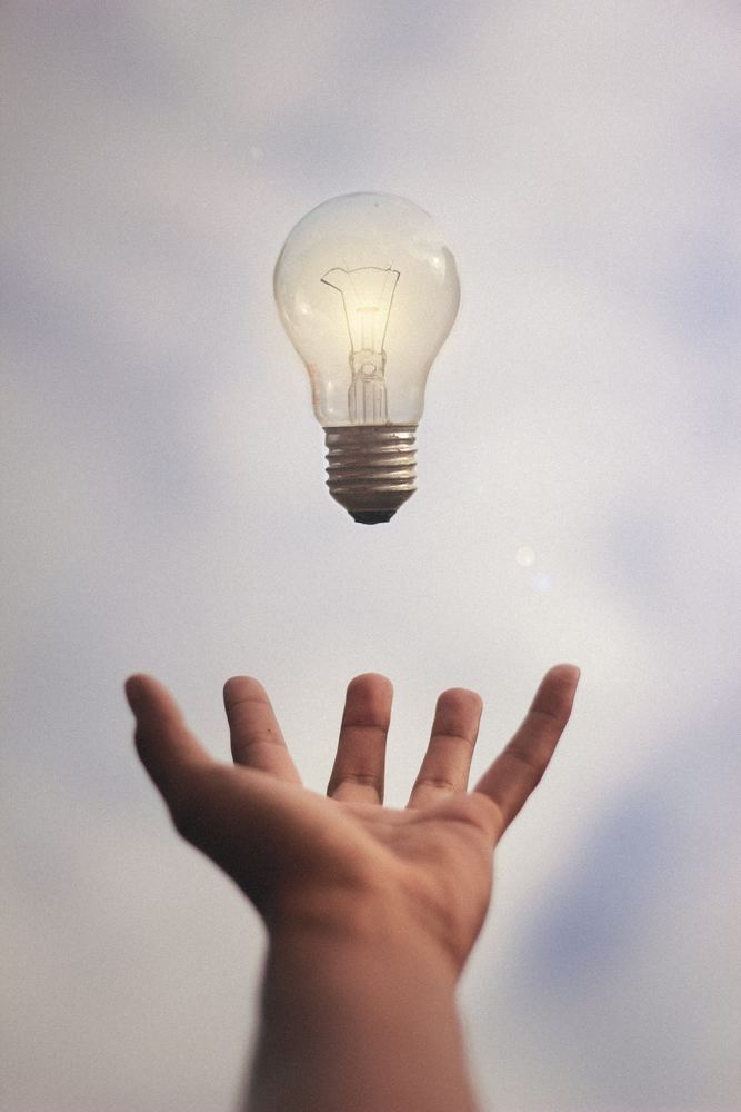 En resa till idéernascreat värld